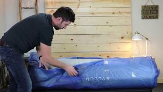 Nectar Mattress Unboxing - Nectar Mattress Review Reviews