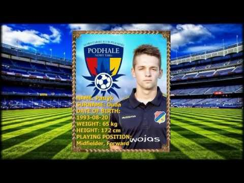 Patryk Duda Complet (Skills, Passing, Dribbling, Assist, Goals)