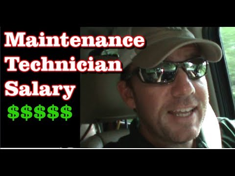 Maintenance Technician Salary