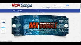 NCK DONGLE - DESDE CHINA !!!!!