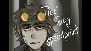 Ticci Toby: Speedpaint