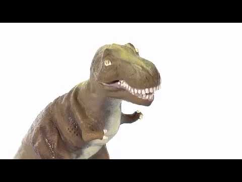 Toys R Us - Animal Planet - Radio Control T-Rex