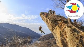 Лазаревское  Поход на скалу