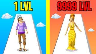 Run Rich 3D ALL LEVELS! NEW GAME Run Rich 3D WORLD RECORD! screenshot 5