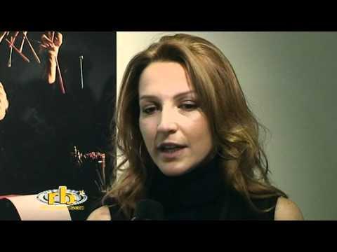 CLOTILDE SABATINO - intervista (Paura di amare) - WWW.RBCASTING.COM