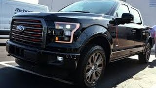 2017 Ford F150 XLT Special Edition Super Crew Sport 302A 5.0L V8 Detailed Walk Around