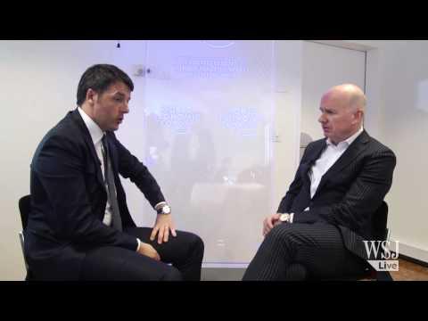 Renzi Dreams of 'Parity' Between Euro and Dollar