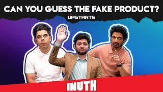 Upstarts | Can You Guess The Fake Product? | Netflix India