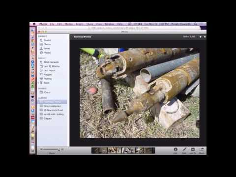7:1 Site Investigation - Drilling, sampling and profiling