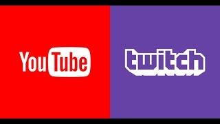 Как стримить на Twitch и Youtube одновременно OBS