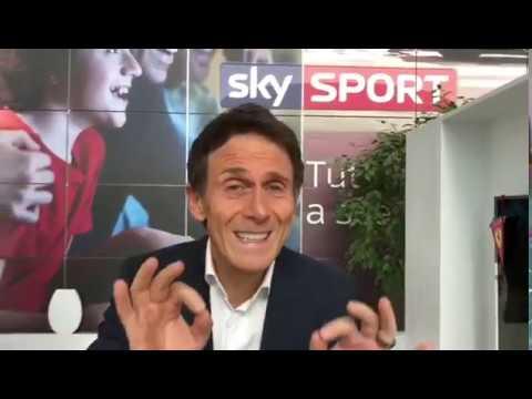 Stefano Meloccaro vi aspetta per il suo 'Studio Tennis'