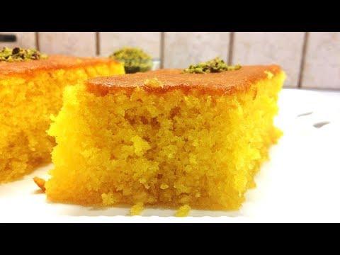 🔴Συνταγή Ραβανί αφρος απο Delicious Recipes | Revani Recipes