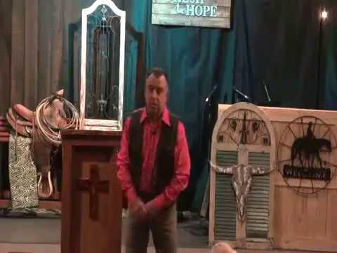 """04.23.2017 Pastor Dennis Luton """"The Counsel of God"""" (Part One)"""