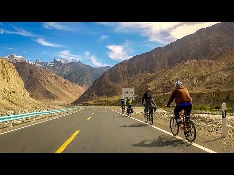 Karakoram Highway in HD! Adventure of a Lifetime from Kashgar (China) to Pakistan