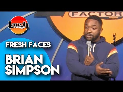 Brian Simpson | Drugs Get a Bad Rap | Laugh Factory Fresh Faces Stand Up Comedy