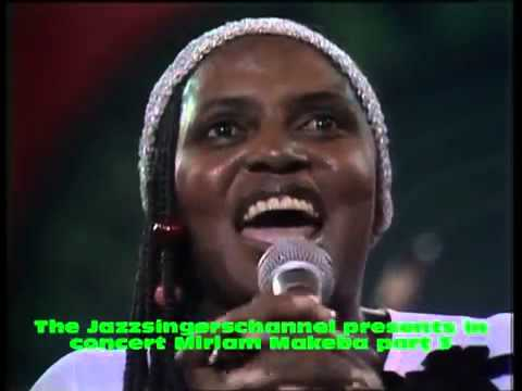 ▶Miriam Makeba - A Luta Continue (In concert 1980)