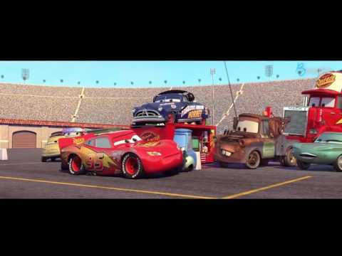 Cars 1,2 & 3   LIGHTNING MCQUEEN Racing Scenes