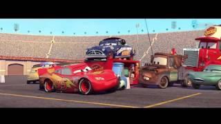Download lagu Cars 1 23 LIGHTNING MCQUEEN Racing Scenes MP3