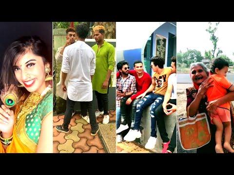 12 - part of Mixtape video jaiswal mukesh,piyush nand, Hardik Sharma, friendship, tik tok video