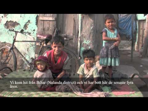 Röster från Delhis slum
