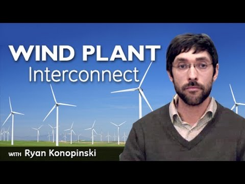 GE Energy Consulting Wind Plant Interconnect Webinar