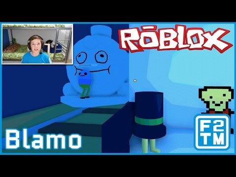 Roblox Blamo (IS THIS THE STRANGEST ROBLOX GAME!!!)