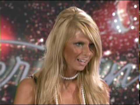 American Idol reject Stephanie Fisher