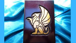 Wood carving | Carving a griffin relief on MDF using a dremel rotary tool