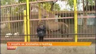 Жителите на Разград в защита на зоопарка