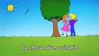 « Chanson pour faire danser en rond les petits enfants » - Mister Toony