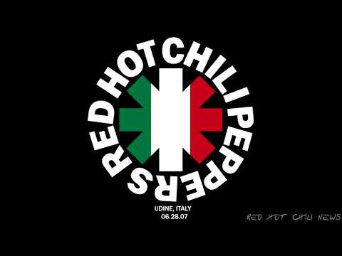 Red Hot Chili Peppers - 28/06/2007 - Udine, Italy ((FULL SHOW))