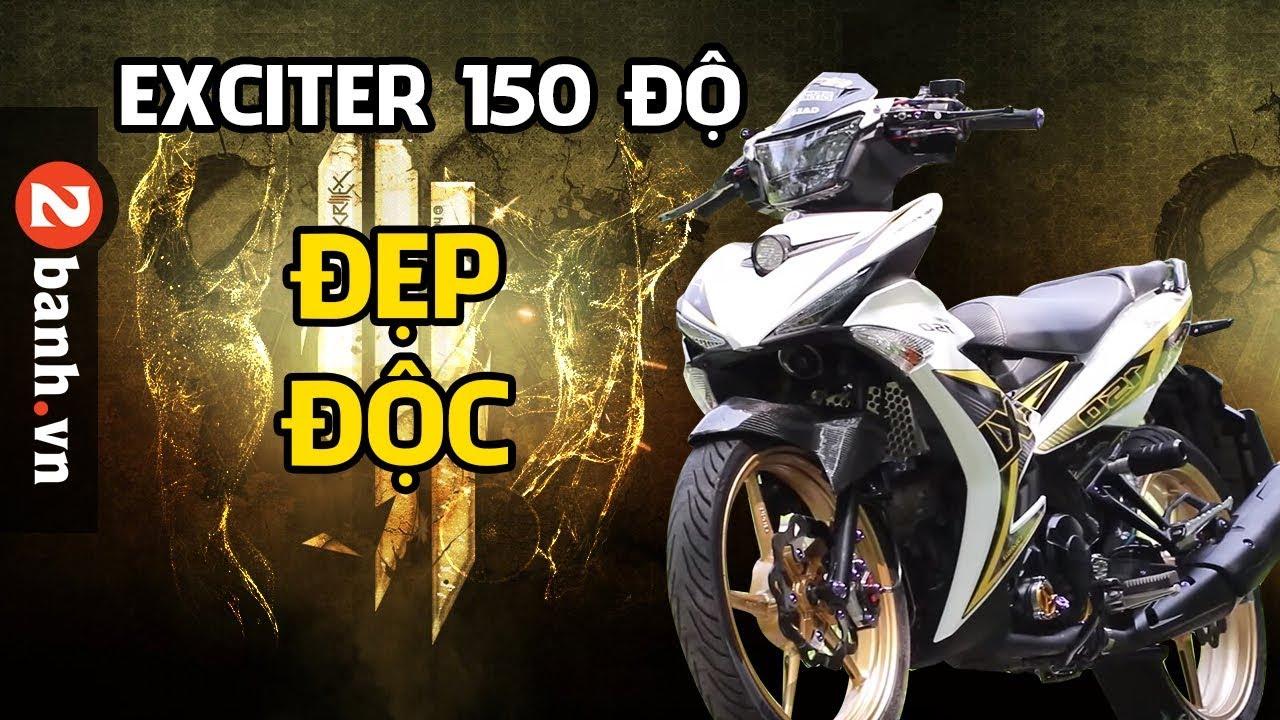 Ex 150 độ kiểng của biker Việt   2banh.vn