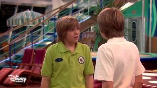 La vie de Croisière de Zack et Cody - Premières minutes : Mission pour double-zéro