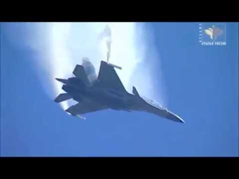 Танец Су-27 Dance