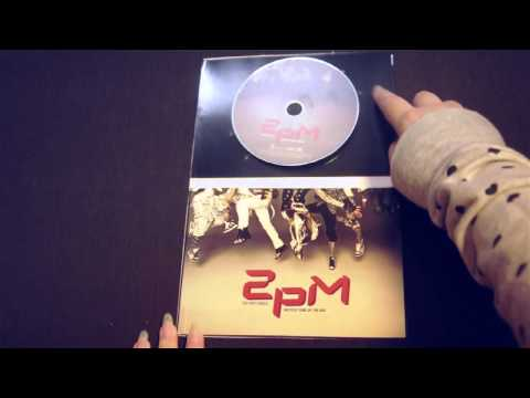 2PM - Hottest Time of The Day album unboxing