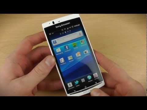 REVIEW: Sony Xperia Arc S Mobile Phone