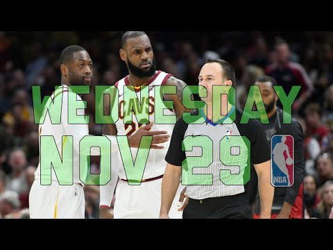 NBA Daily Show: Nov. 29 - The Starters