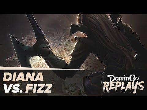 Diana contre Fizz !