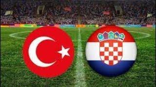 Türkiye-Hırvatistan maçı (erzurumlu) spiker içerir+18😂