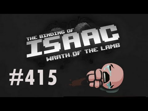 Let's Play - The Binding of Isaac - Episode 415 [Antichrist]