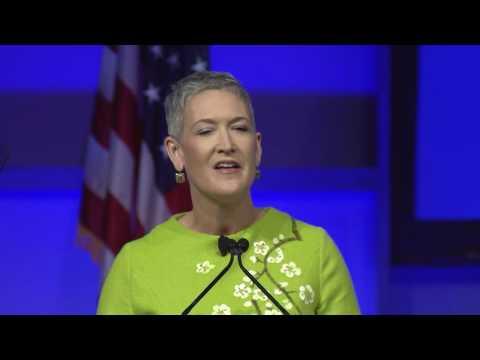 Jennifer Griffin  2016 AALU Annual Meeting