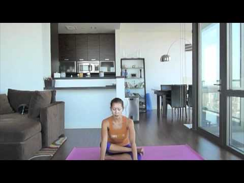 Deep Hip Opener - Seated Yoga Sequence