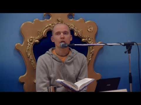 Шримад Бхагаватам 1.13.47 - Мадхукантха прабху