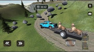 Offroad Animal Transporter 4x4 (by Zing Mine Games Production) Android Gameplay [HD]