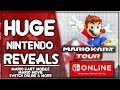 MARIO KART MOBILE GAME + Switch online + Mario Movie Announcements - THOUGHTS