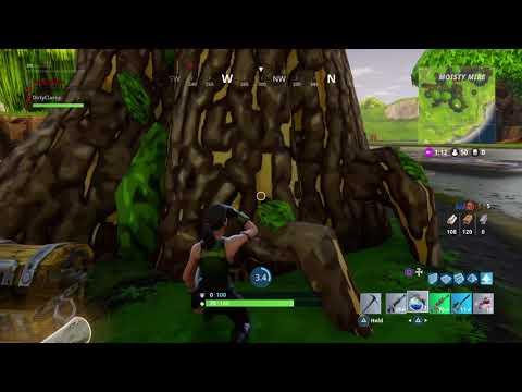 Monica loves her bush (8 Kill win) Duos pt1