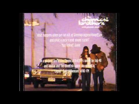 Leave Home (Liquid Todd Radio Edit) - The Chemical Brothers