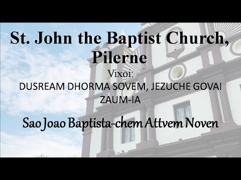 8th Novena - St. John The Baptist Church - Pilerne
