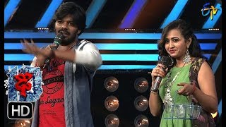Lasya Funny Task | Dhee 10 | 27th September 2017| ETV Telugu