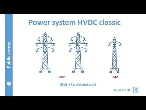 Power System HVDC Classic